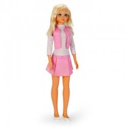 Lėlė ANNA 105 cm su suknele
