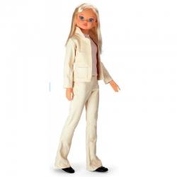 Lėlė ANNA 105 cm su kostiumėliu