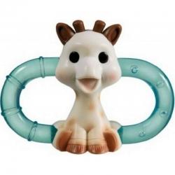 Vulli Girafe kramtukas su vandeniu