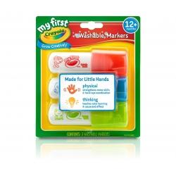 Crayola flomasteriai 12+