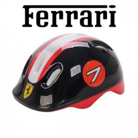 Ferrari vaikiškas šalmas