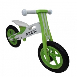 Balansinis dviratukas Aga Design Rider Green