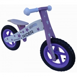 Balansinis dviratukas Aga Design Rider Violet