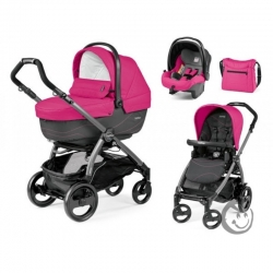 Peg Perego BOOK PLUS SPORTIVO BLOOM PINK