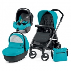 Peg Perego BOOK PLUS SPORTIVO BLOOM SCUBA