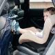 Automobilio sėdynės apsauga