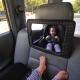 JJ COLE galinio vaizdo veidrodėlis dėklas planšetei