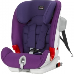 BRITAX automobilinė kėdutė Advansafix III Sict Mineral Purple