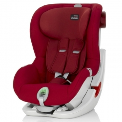 BRITAX automobilinė kėdutė King II ATS Flame Red