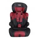 Automobilinė saugos kėdutė AGA DESIGN YKO EASY 9-36 kg red