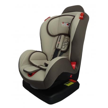 Automobilinė saugos kėdutė AGA DESIGN YKO 9-25 kg