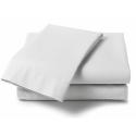 Ekologiška balta paklodė su guma