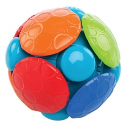 OBALL kamuolys barškantis Wobble Bobble