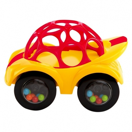 OBALL barškutis Automobilis