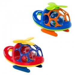 OBALL žaislas barškantis Sraigtasparnis
