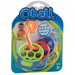 OBALL žaisliniai raktai barškantys