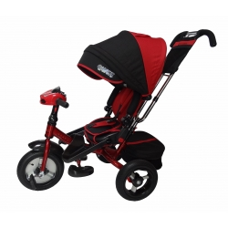 Nakko GALAXY Trike triratukas red