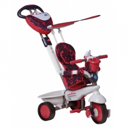 SMART TRIKE triratukas Dream red