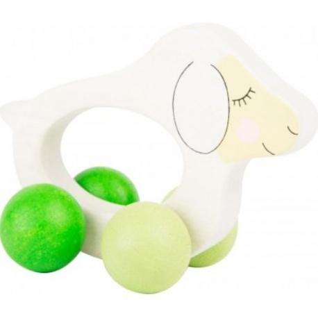 Medinis žaisliukas avis