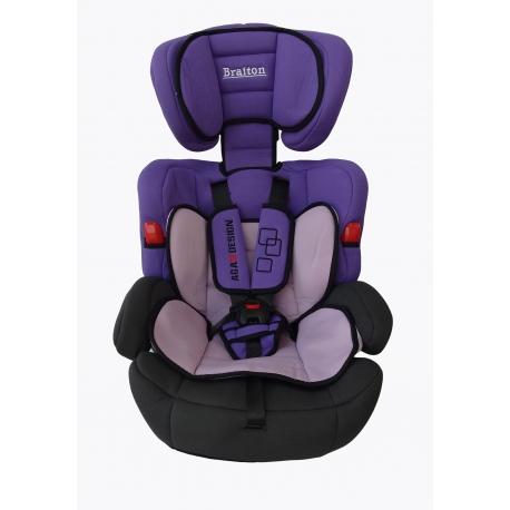 Aga Design BRAITON 9-36 kg automobilinė saugos kėdutė