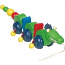 Medinis krokodilas