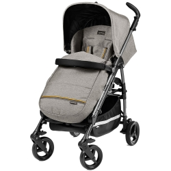 Peg Perego SI Luxe Grey sportinis vežimėlis