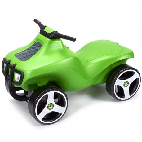 BRUMEE mašina paspirtukas žalias CRAZEE