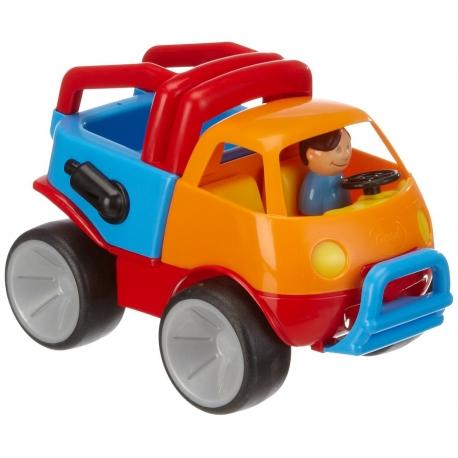 Gowi nuotykių automobilis