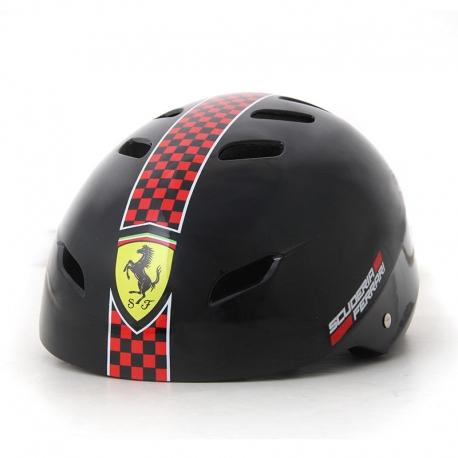 Ferrari vaikiškas šalmas FAH50