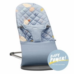 BABYBJÖRN gultukas Bliss Confetti/Blue Cotton