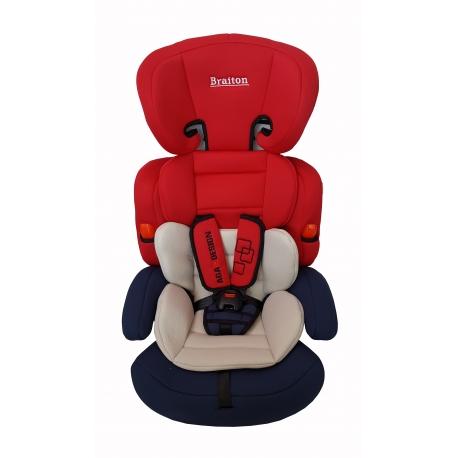 Aga Design BRAITON new 9-36 kg automobilinė saugos kėdutė