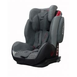 Automobilinė saugos kėdutė PERO GROSSO SPS ISOFIX 9-36 kg GREY