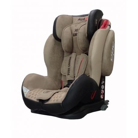 Automobilinė saugos kėdutė PERO GROSSO SPS ISOFIX 9-36 kg