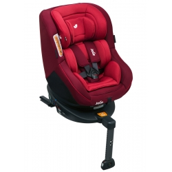 JOIE SPIN automobilinė saugos kėdutė 0-18kg merlot