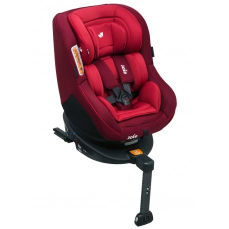 JOIE SPIN automobilinė saugos kėdutė 0-18kg merlot