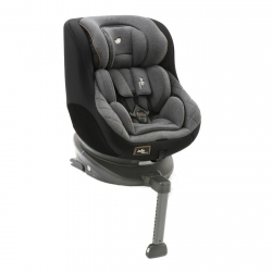 JOIE SPIN automobilinė saugos kėdutė 0-18kg noir