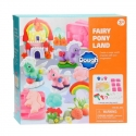 Playgo Dough rinkinys Fairy Pony Land