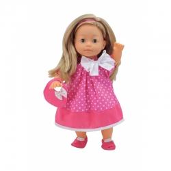 BAMBOLINA kalbanti lėlė Molly