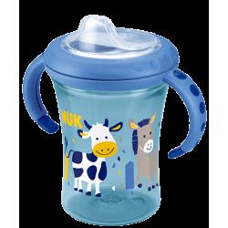 NUK Starter Cup mokomasis neišsipilantis puodelis