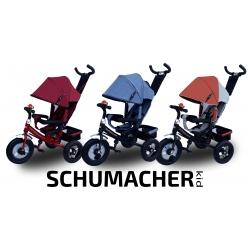 Schumacher Kid triratukas vaikams pripučiamais ratais
