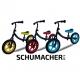 Balansinis dviratukas Schumacher Kid su Eva ratais