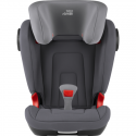 BRITAX automobilinė kėdutė KIDFIX² S Storm Grey