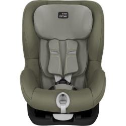 BRITAX automobilinė kėdutė KING II BR BLACK SERIES Olive Green