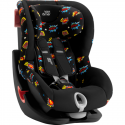 BRITAX automobilinė kėdutė KING II BLACK SERIES Comic Fun