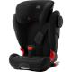 BRITAX automobilinė kėdutė KIDFIX II XP SICT BLACK SERIES Cosmos Black