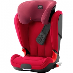 BRITAX RÖMER automobilinė kėdutė Kidfix XP SICT, Flame red