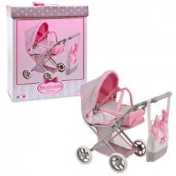 BAMBOLINA Boutique lėlių vežimėlis