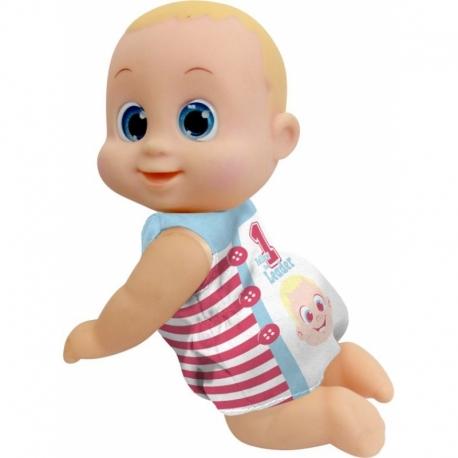 BOUNCIN BABIES lėlė Banielis šliaužia 16 cm