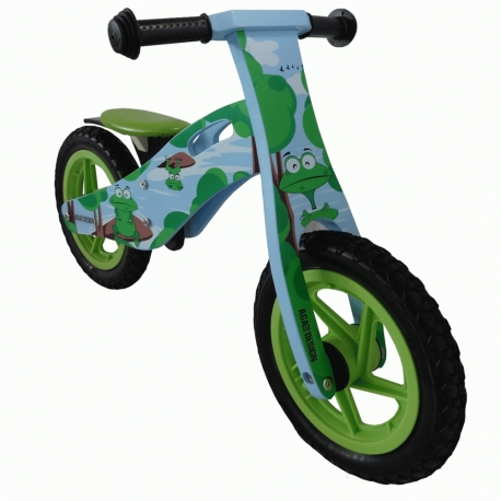 Balansinis dviratukas Aga Design Frog