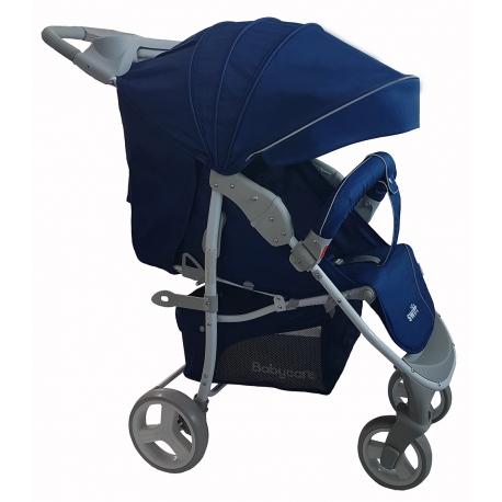 Sportinis vežimėlis NAKKO EASY Baby Care Swift BLUE